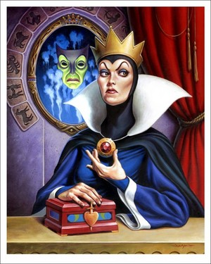 Evil Queen by Jason Edmiston