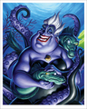 Ursula by Jason Edmiston - disney photo