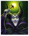 Maleficent by Jason Edmiston - disney photo