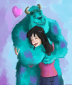 monsters inc - disney photo