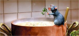 "Computer-Animated Disney Cartoon, ""Ratatouille"""