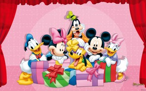 Mickey Mause Happy Birtday