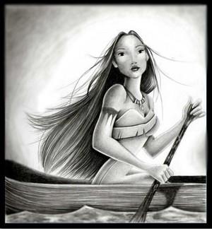 Disney Princess, Pocahontas