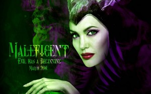 "2014 Disney Film, ""Maleficent"""