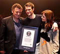 Steven, Matt and Jenna! - doctor-who photo