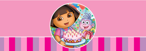 Dora the Explorer wallpaper entitled dora_print_cup