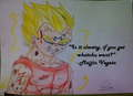 Majin Vegeta ♥ - dragon-ball-z fan art