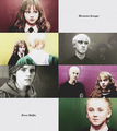 Draco and Hermione - dramione photo