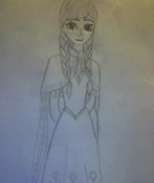 La Reine des Neiges Sketches