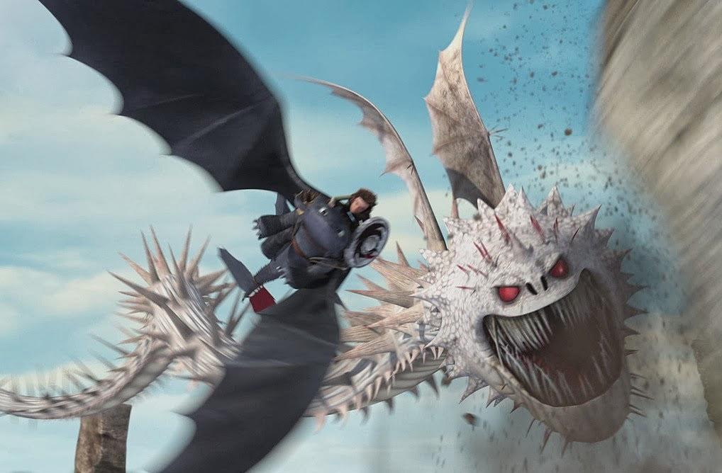 Dreamworks Dragonsdefenders Of Berk Images Screaming Death Hd