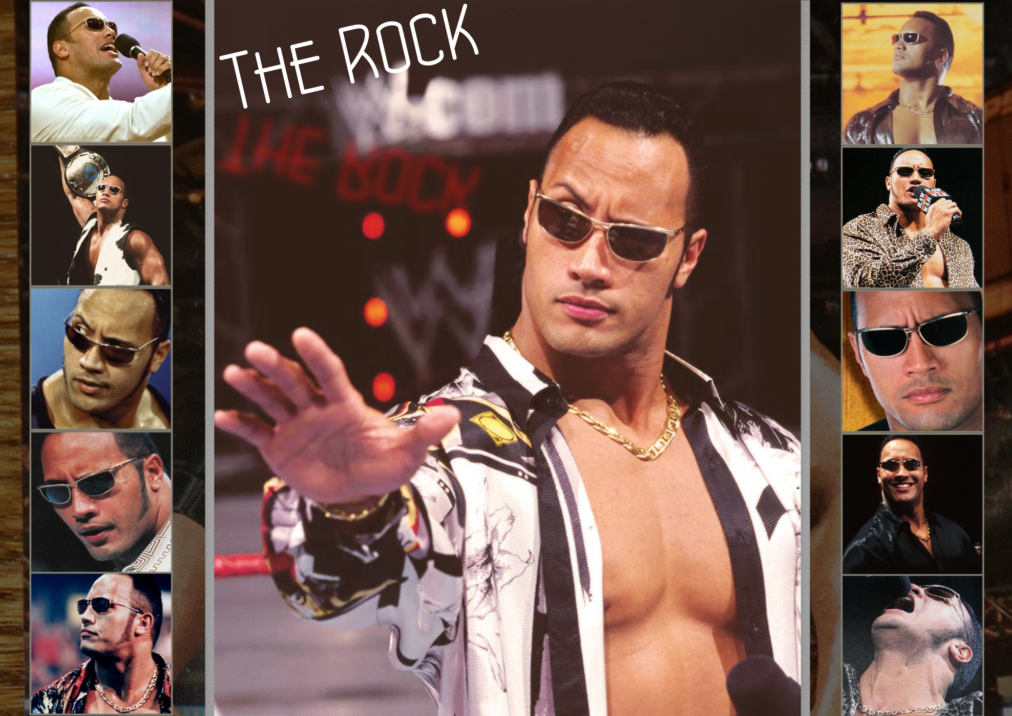 Dwayne The Rock Johnson Images The Rock Wallpaper Hd Wallpaper And