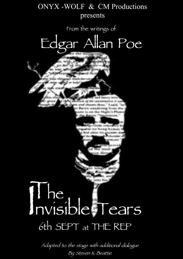POSTER FOR THE INVISIBLE TEARS