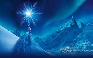 Elsa {wallpaper}