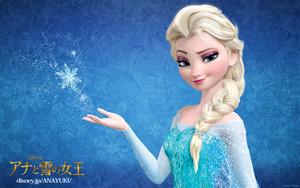 Elsa Japanese Wallpaper