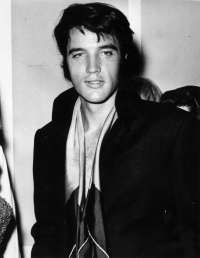Elvis Presley hình nền possibly containing a well dressed person, a business suit, and an overgarment entitled Elvis Presley