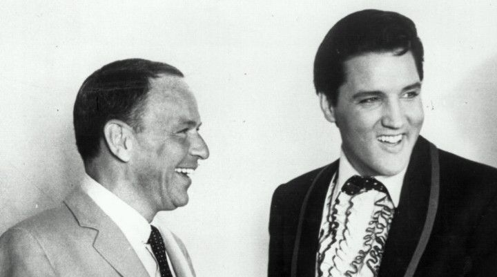 Elvis And Frank Sinatra