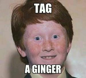 Tag someone who