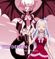 *Mirajane Satan Soul* - fairy-tail photo