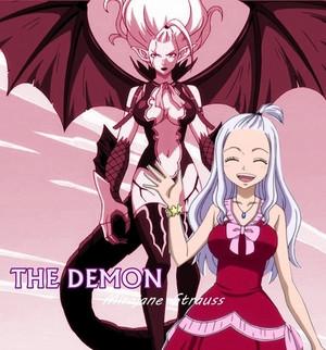 *Mirajane Satan Soul*