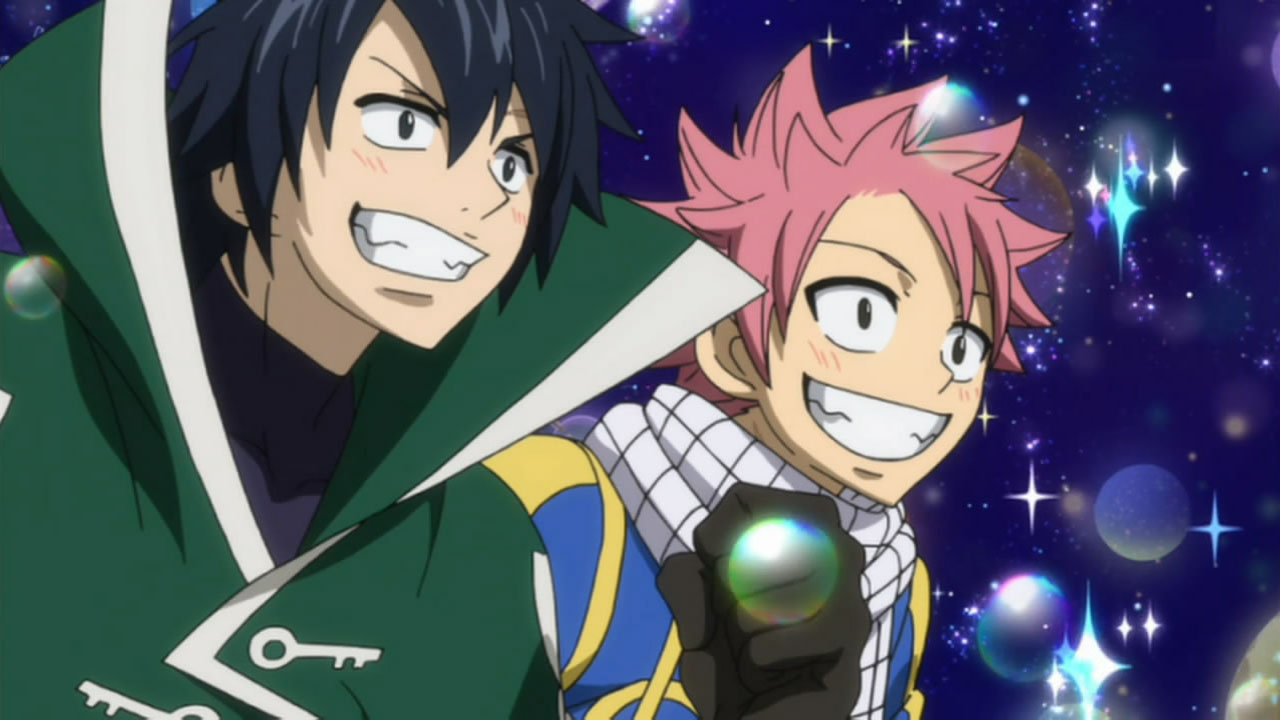 Fairy Tail images Gray & Natsu HD wallpaper and background photos
