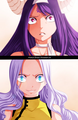 *Sayla v/s Mirajane* - fairy-tail photo