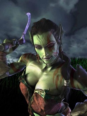 Warcraft Garona