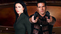 John and Aeryn - farscape wallpaper