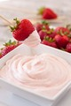 Strawberries and Cream  - food photo