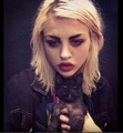 Frances cobain - frances-bean-cobain photo