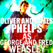Fred and George - fred-weasley icon
