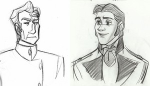 Prince Hans and King Malcom