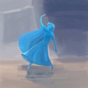Frozen - Uma Aventura Congelante - Anna