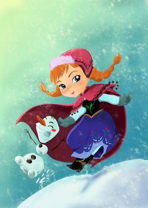 disney's アナと雪の女王