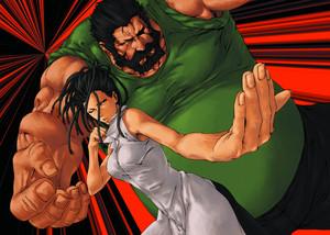 Izumi and Sigu Curtis