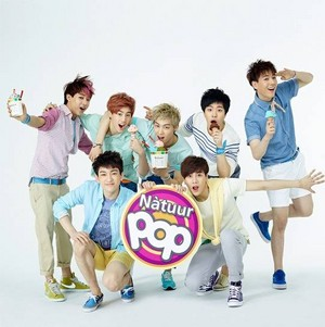 GOT7 'Natuur POP'