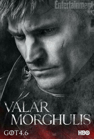Jaime Lannister - character poster