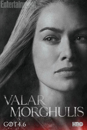 Cersei Lannister - Character poster