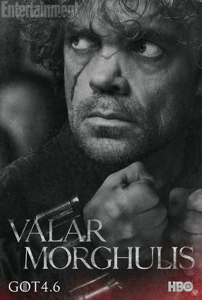 Tyrion Lannister - Character poster