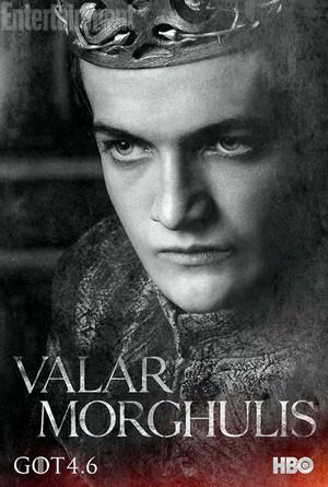 Joffrey Baratheon - Character poster