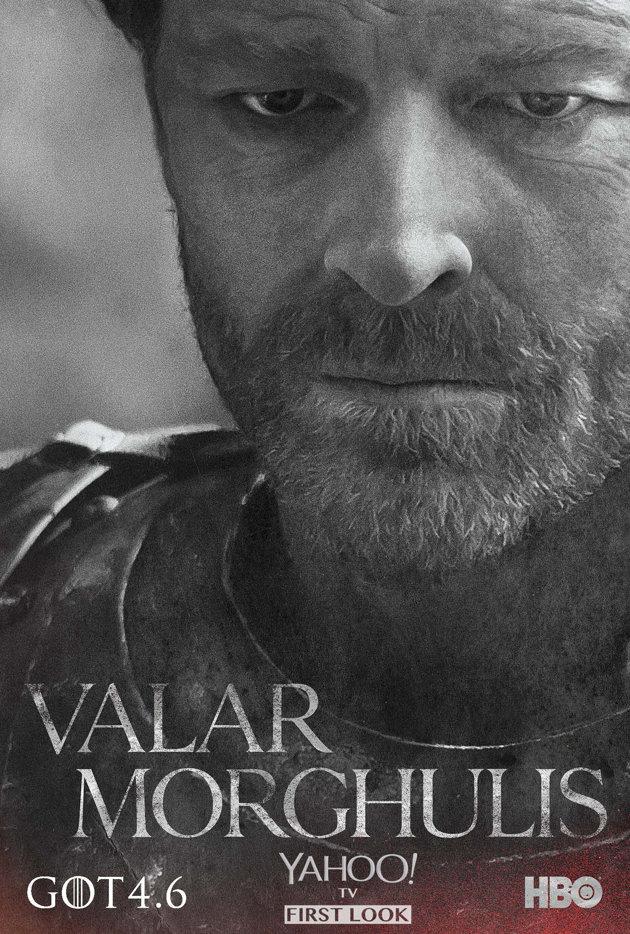 Jorah Mormont - Character poster