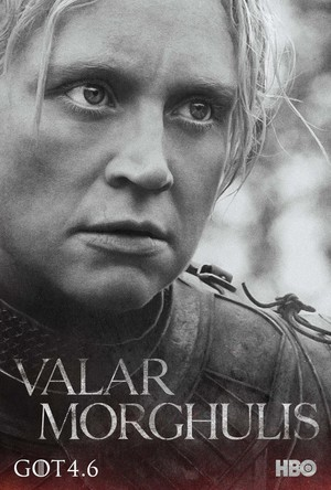 Brienne of Tarth - Character poster