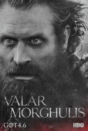 Tormund Giantsbane - Character poster