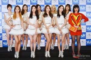 SNSD with Katy Perry