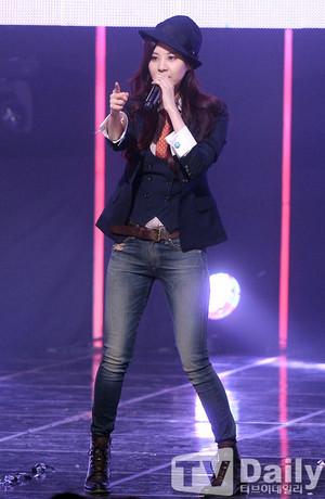 SNSD ~ Mr.Mr. Comeback Stage