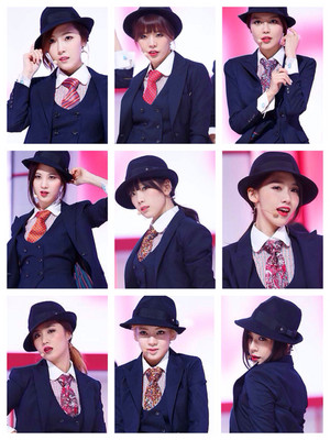 SNSD ~ Mr.Mr. Comeback Stage