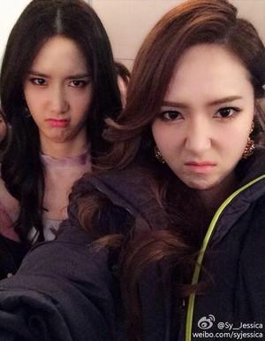 [Jessica Weibo] Sleeeeepy...tired...[打哈气]