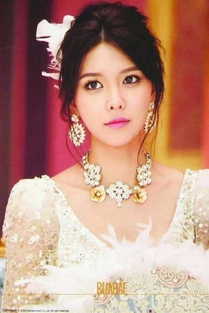 SooYoung photocard