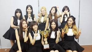 SNSD ~ tunjuk Champion