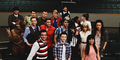 Glee Cast all Switched Up - glee photo