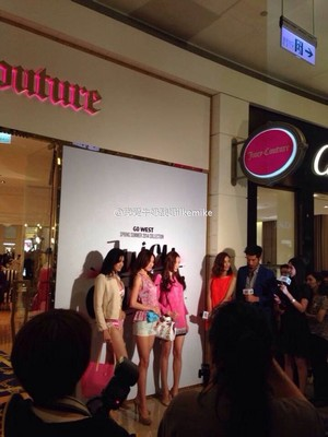 Juicy Couture Event (25th Feb)